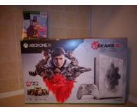 Test Microsoft Xbox One X 1TB Limited Ed. + GoW 5