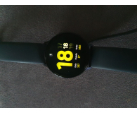Samsung Galaxy Watch Active 2 Aluminium 44mm Black - Filip