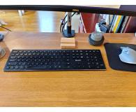 Opinia o x-kom Aluminium Wireless Keyboard (Czarna)