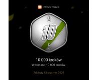 Test Huawei Band 4 czarny