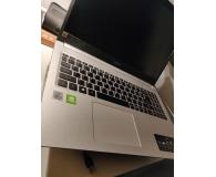 Test Acer Aspire 5 i5-10210U/16GB/512 MX250 Srebrny