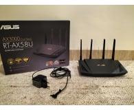ASUS RT-AX58U (3000Mb/s a/b/g/n/ac/ax, 1xUSB, 4xLAN) - Mateusz