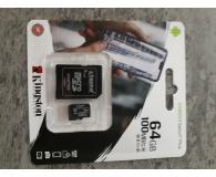 Kingston 64GB microSDXC Canvas Select Plus 100MB/s - Szymon