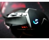 Opinia o Logitech G502 Special Edition