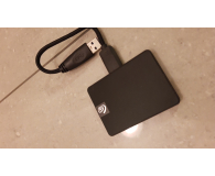 Test Seagate Expansion 500GB USB 3.0