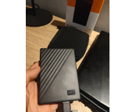 Test WD My Passport 2TB USB 3.0 Czarny