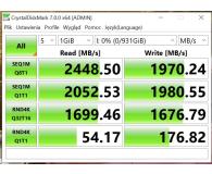 WD 1TB M.2 PCIe NVMe Blue SN550 - Rafał