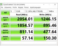 GOODRAM 256GB M.2 PCIe NVMe PX500 - Adam