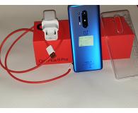 Test OnePlus 8 Pro 12/256GB Ultramarine Blue