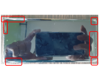 Test 3mk UV Glass Replacement Set do Galaxy Note 10