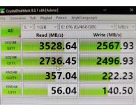 Kingston 500GB M.2 PCIe NVMe KC2500 - Adrian