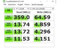 Samsung 128GB BAR Plus Titan Gray 400MB/s - Dawid
