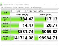 Samsung 256GB BAR Plus Titan Gray 400MB/s - Marcin