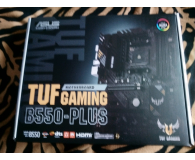 Test ASUS TUF GAMING B550-PLUS