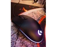 Recenzja Logitech G102 LIGHTSYNC czarna