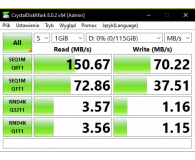 SanDisk 128GB Ultra Dual Drive Luxe USB Type-C 150MB/s - marcin