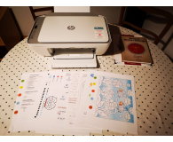 Test HP DeskJet 2710