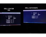Recenzja Dell S2721DGF nanoIPS HDR