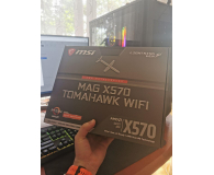 MSI MAG X570 TOMAHAWK WIFI - Ja