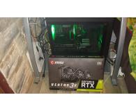 Opinia o MSI GeForce RTX 3070 Ventus 3X OC 8GB GDDR6
