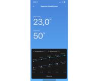 Xiaomi Czujnik temperatury i wilgotności 2 (Bluetooth) - Łukasz