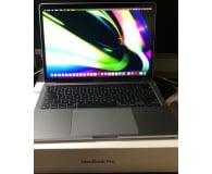 Apple MacBook Pro M1/8GB/256/Mac OS Silver - Monika