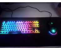 Test SPC Gear GK630K Pudding Tournament Kailh Brown RGB