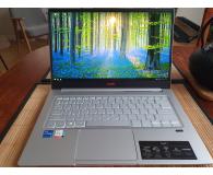 Acer Swift 3 i5-1135G7/16GB/512/W10 IPS Srebrny - Michał