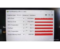 Test ASUS TUF DashF15 i7-11370H/16GB/512/W10 RTX3060 144Hz