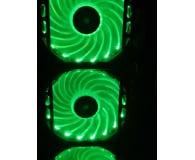 SilentiumPC Fera 5 Dual Fan 2x120mm - Pieseł