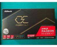 ASRock Radeon RX 6900 XT Formula OC 16GB GDDR6 - Pieseł