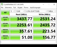 Silicon Power 512GB M.2 PCIe NVMe XD80 - Karlos