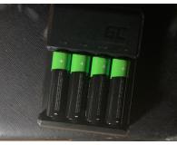 Green Cell VitalCharger + 4x AA 2000mAh Ni-MH - Bartłomiej