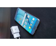 Test  Samsung Galaxy S7 edge G935F 32GB Coral Blue - Grzesiek