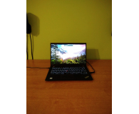 Test  Lenovo  ThinkPad X1 Carbon 5th i5-7200U/8GB/256 FHD  - Paweł