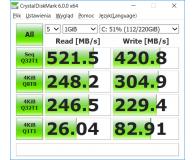 """Opinia o  Micron 256GB 2,5"""" SSD M1100 3D NAND - nixon"""