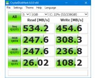 """Micron 256GB 2,5"""" SSD M1100 3D NAND - Tajson"""