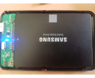 Test  Samsung 500GB 2,5'' SATA SSD 860 EVO - Telen