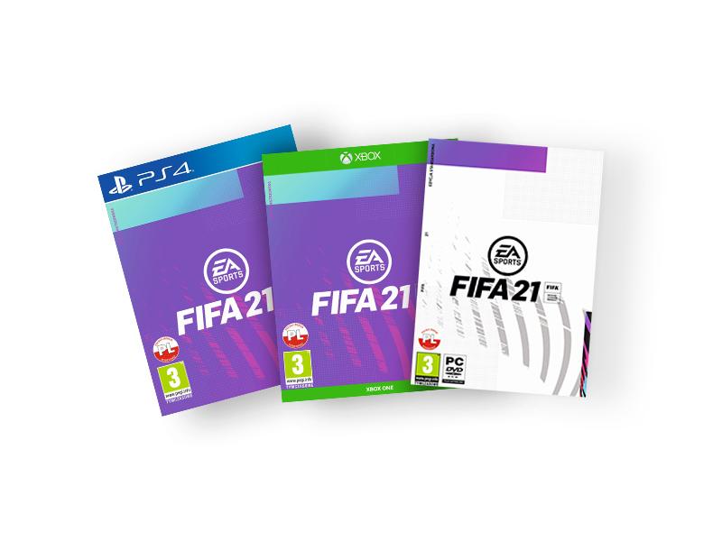 zamów Fifa21 w przedsprzedaży i zgarnij unikalne dodatki