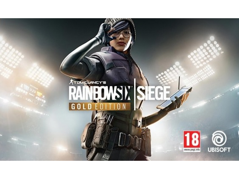 kup kartę GeForce RTX™ i odbierz grę Tom Clancy's Rainbow Six ® Siege Gold edition