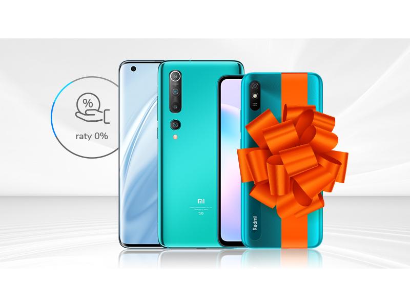 kup Xiaomi w obniżonej cenie, a drugi smartfon możesz mieć za 1 zł