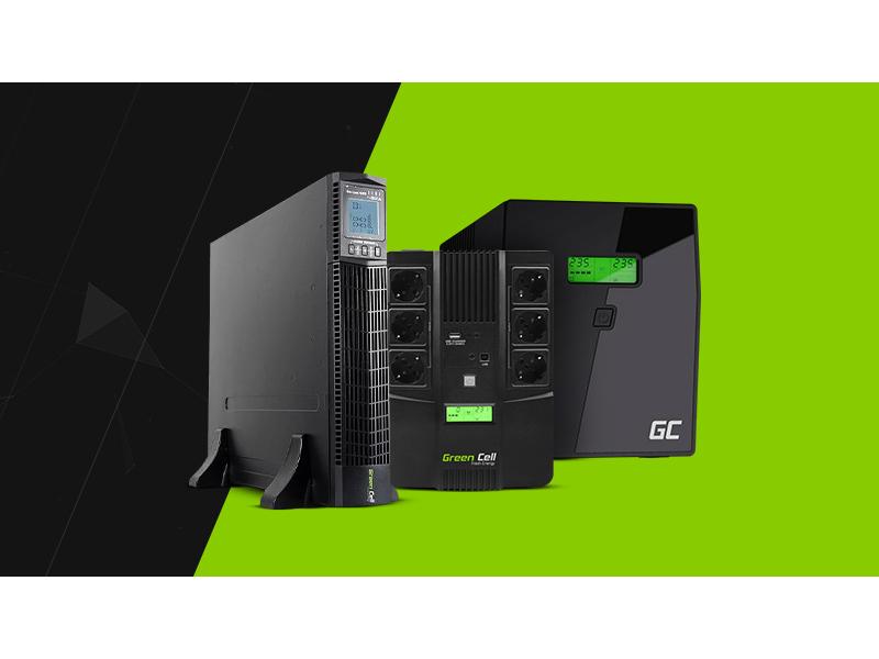 kup desktop x-kom i odbierz rabat na zasilacz awaryjny Green Cell