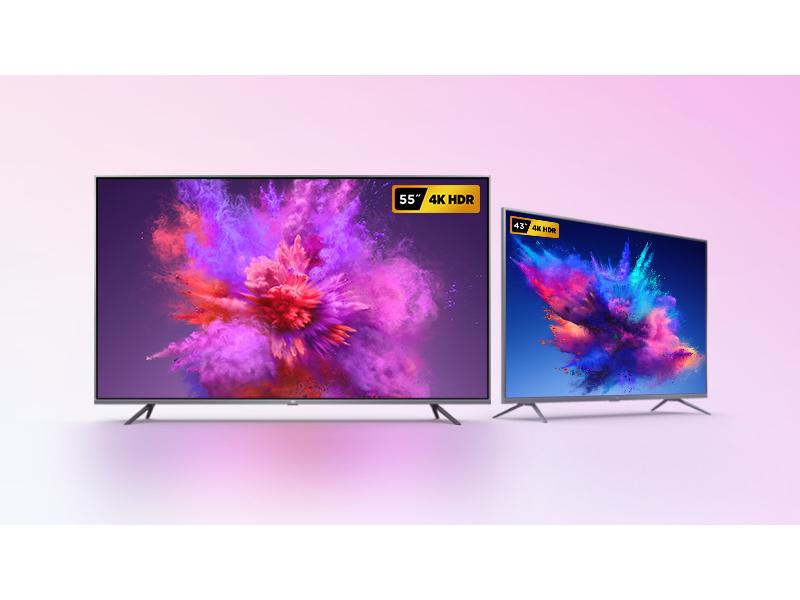 kup Mi Smart TV w niższej cenie a Mi Band 4 dostaniesz w prezencie