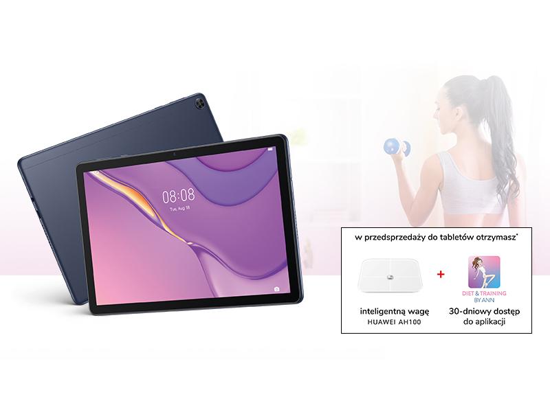 kup tablet Huawei i zgranij wartościowe prezenty