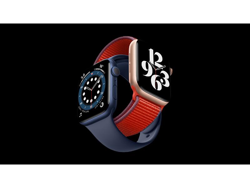 nowy Apple Watch Series 6 już w przedsprzedaży