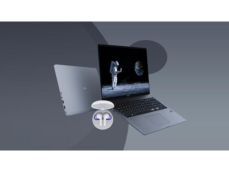 kup objęty promocją laptop LG Gram i odbierz słuchawki w prezencie