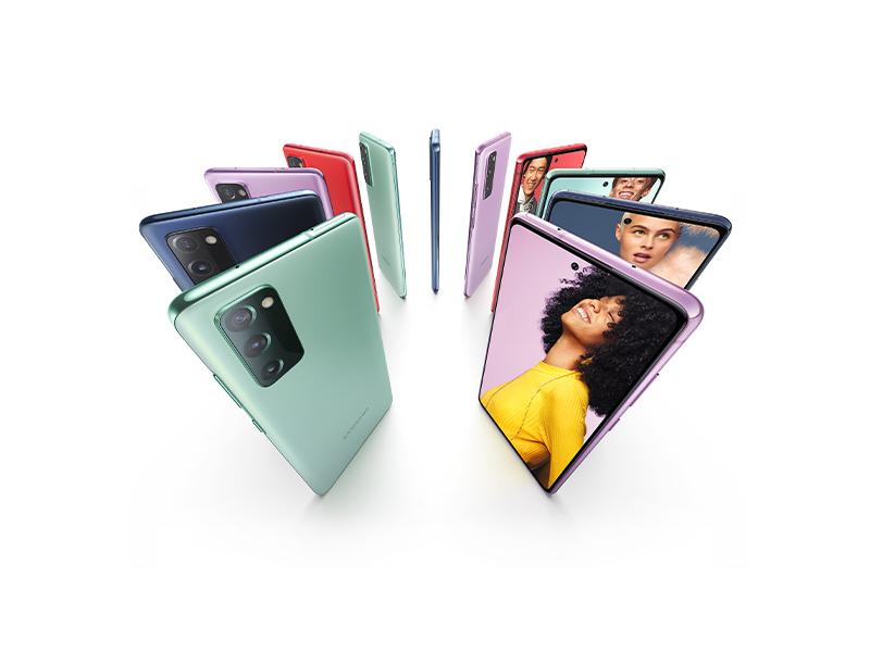 zamów Galaxy S20 FE albo Galaxy S20 FE 5G w przedsprzedaży