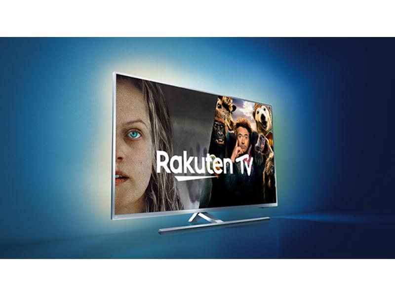 kup telewizor z Ambilight i odbierz 10 voucherów do Rakuten TV