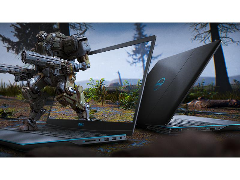 wybierz Dell Inspiration G3 w niższej cenie i zapewnij sobie komfortową rozgrywkę