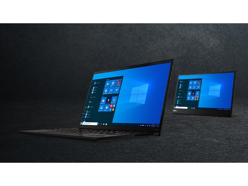 zamów premierowy ThinkPad X1 Nano, a w prezencie dostaniesz monitor
